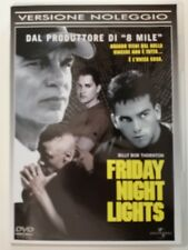 Friday Night Lights (Drammatico USA 2004) Dvd Film di Peter Berg