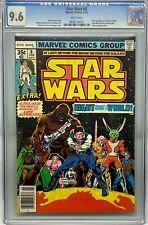 STAR WARS #8  CGC 9.6 WP  Marvel Comics 1978  1st app Jaxxon