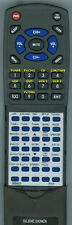 Replacement Remote for DENON AVR87, RC883, AVR87BKEU, AVR1800, AVR3802
