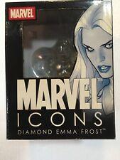 2007 Marvel Icons X-men Diamond Variant Emma Frost (white Queen) Bust 396/600