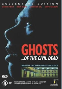 GHOSTS OF THE CIVIL DEAD dvd - Nick Cave - prison, crime and punishment movie