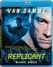 REPLICANT (Jean Claude Van Damme)   -  Blu Ray - Sealed Region free for UK
