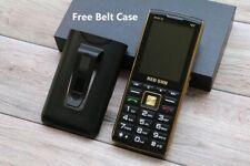 "Ultra-thin Analog TV Mobile Phone 3 Sim Big Display 2.8"" Magic Voice Power Bank"