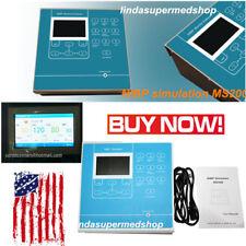 "CONTEC NIBP Simulator 4.3""LCD multi-purpose test instrument, oscillometric USA"
