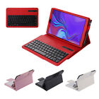 Bluetooth Keyboard Leather Case For Samsung Galaxy Tab A 8 S5e S6 Lite E S 2 3 4