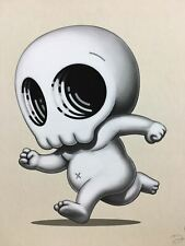 Skully III - 2019 Mike Mitchell poster Static Medium print