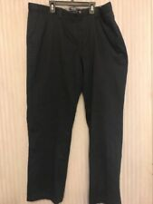 Maine New England Sz 42R Black Classic Regular To Fit Waist Ships N 24h
