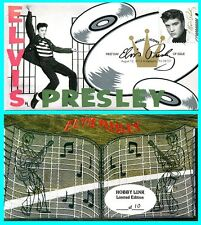 Elvis Presley First Day Cover with Color Cancel Type 2