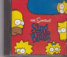 The Simpsons-Sing The Blues cd album