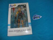 No1 Tidus Square Enix Play Arts Figure Final Fantasy X Genuine New Nueva Sealed