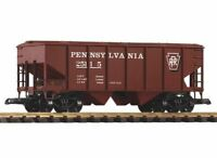 PIKO G SCALE PRR COVERED HOPPER 251105 | BN | 38856
