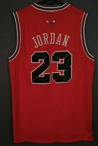 NIKE MEN'S MICHAEL JORDAN #23 NBA CHICAGO BULLS BASKETBALL SHIRT JERSEY SIZE 2XL