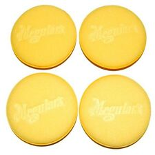 Meguair's W-0004 High Tech Foam Applicator Pads