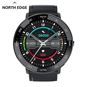 North Edge Smart Watch Sport Heart Rate Blood Pressure Fitness Men Women Android