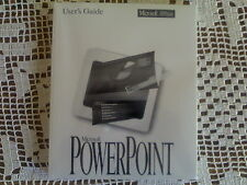 Microsoft PowerPoint Paperback User's Guide