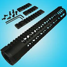 "10"" Keymod Picatinny Rail Free Float Handguard Free US Shipping!! 5.56 / .223"