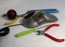 COMPLETE REPAIR SERVICE Microsoft Explorer Trackball  Pro Repair & Refurbishment