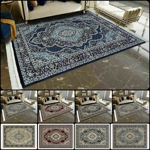 New Traditional Design Long Area Rugs Hallway Runner Living Room Bedroom Carpets