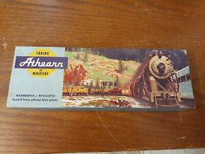 Athearn 4302 HO Scale Milwaukee Road Trainmaster Diesel Engine