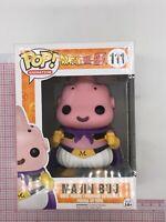 Funko Pop! Animation: Dragonball Z - Majin Buu #111 Vinyl NOT MINT BOX E05