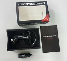 CeramicSpeed OSPW System for Shimano 9100/R8000 (Non Coated) Black 76g