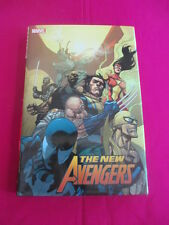 The New Avengers , Marvel comic book Vol.3 - Hardcover edition, Bendis & Ellis