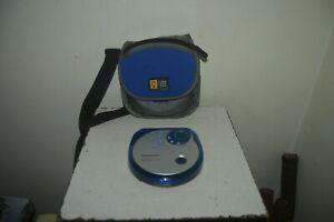 Walkman Panasonic SL-SX338 Walkman Of CD Works Bag & 10 CD HD