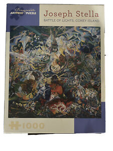 Pomegranate,  Battle of Lights Coney Island 1000 pc Puzzle
