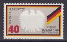 Briefmarken aus Deutschland (ab 1945) mit Geschichts-Motiv als Einzelmarke