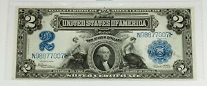 1899 Silver Certificate in Choice Uncirculated Condition FR258 Speelman White