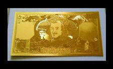 """★★★ BILLET POLYMER  """" OR """" DU 100 FRANCS CORNEILLE ● DESTOCKAGE ★★ REF5"""