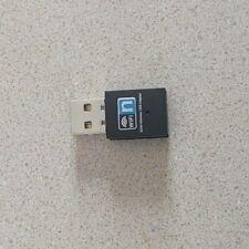 Mini 300M USB2.0 WiFi Dongle Wireless Network Card 802.11 n/g/b LAN Adapter