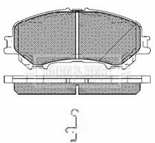 Rear Brake Pads FOR NISSAN X-TRAIL T32 1.6 2.0 14-/>ON Diesel Petrol Comline