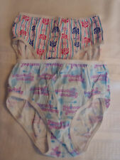 Disney Size 6 Hannah Montana Panty Underwear and Other Cotton NWT