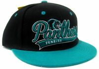 NRL Snapback Hat Cap Penrith Panthers - Kids Youth Adults Sizes - Rugby League
