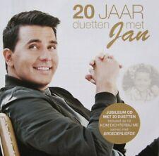 JAN SMIT - 20 JAAR DUETTEN MET JAN  -  CD