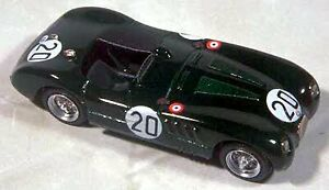 Jaguar C Type Winner Lm 1951 #20 1:43 Model TOP MODEL