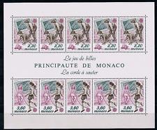 TIMBRES MONACO Année 1989 BLOC EUROPA n°46 NEUF**
