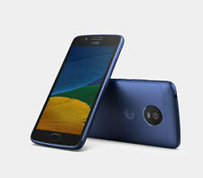 Brand New Unlocked Motorola Moto G5 Mobile Phone - Blue
