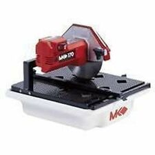 "NEW MK DIAMOND 157222 MK-170 WET CUTTING 7"" TILE TABLETOP SAW NEW IN BOX SALE"