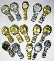 10x New Orlando Wholesale Joblot Quartz Watches Bargain Clearance (10x Watches)