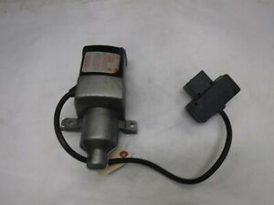 Electric starter off of Craftsman snowblower Part Number: BS699098