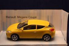 Modello di auto/RENAULT MEGANE Coupè// mondo/1:43/3+/Scatola Originale