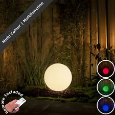 Techmar Round 30 12V LED Garden Ball 2574061