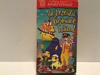 The Wacky Adventures of Ronald McDonald VHS The Legend of Grimace Island