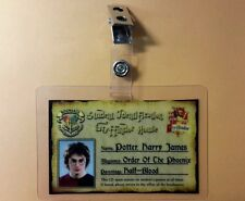 Harry Potter ID Badge - Gryffindor House Harry Potter cosplay prop costume