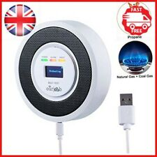 Gas Detectors Alarm-Ourjob, Household LPG/Natural/Coal Gas Combustible Gas Leak
