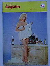 Das Schweizer Magazin 267, Karin Dor, Martha Hayer, Rock Hudson, Raquel Welch