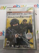 Counter Strike COMPLETE Microsoft XBOX Game