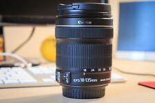 Canon EF-S 18-135 IS STM Lens
